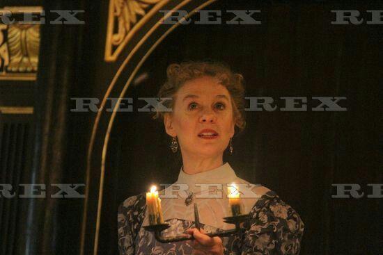 The Winter's Tale at The Sam Wanamaker Theatre, London, Britain - 03 Feb 2016  Niamh Cusack as Paulina 3 Feb 2016
