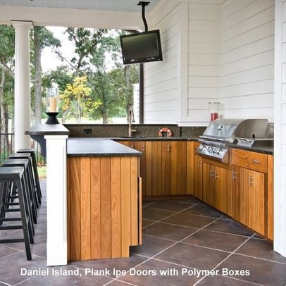 Top 28 cheap outdoor kitchens creating an inexpensive outdoor kitchen with concrete for Cheap outdoor kitchen designs