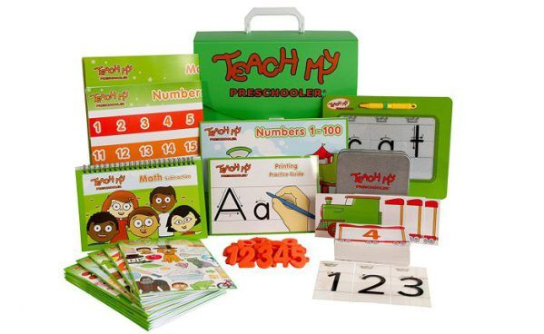 (Ends 3/26) Teach My Preschooler Giveaway Ends 3/26 - Sweet Southern Savings