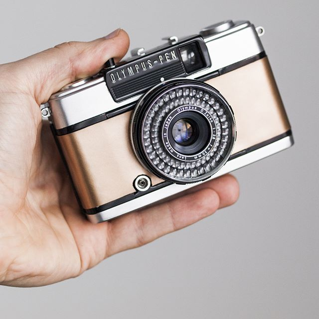 I just finished repairing this little one. Stuck shutter, sticky aperture, wobbly lens unit. I couldn't fix the Auto mode though (maybe the selenium cell is dead?). More photos here:  http://etsy.me/2n8YVp9    #shootfilm #lomography #filmphotography #filmisnotdead #analog #filmcamera #olympuspen #filmcommunity #cameraporn #staybrokeshootfilm #pointandshootcamera #vintagecamera #believeinfilm