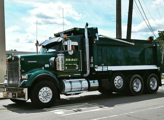Tri Axle Cabover : Best camion bus usa images on pinterest big