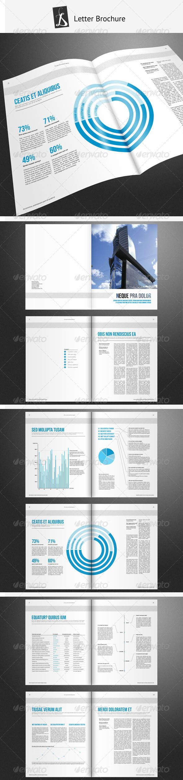 Corporate Brochure 17 - GraphicRiver Item for Sale