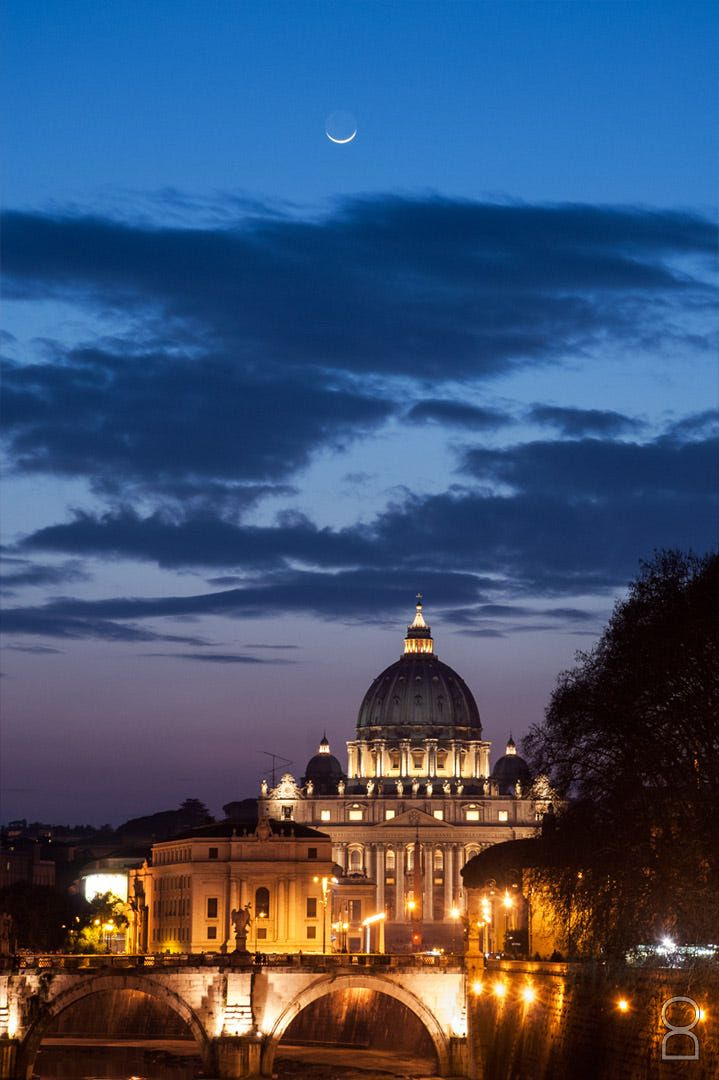 Rome - St Peter's Cathedral