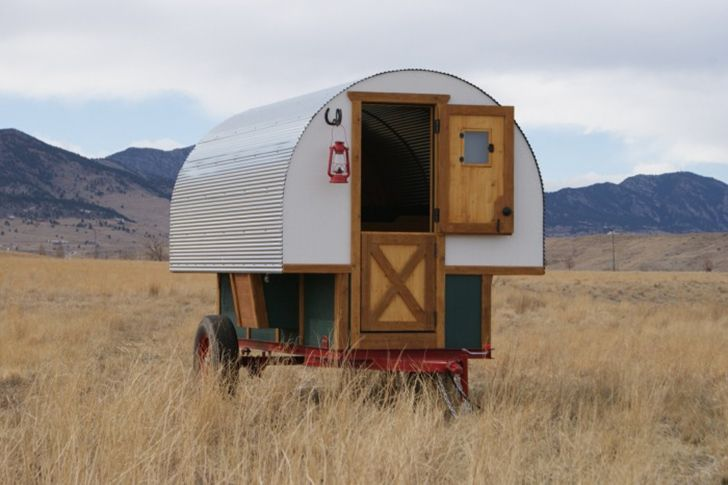Basque Sheepherder Wagon- like many of the midwestern states, Idaho was a stop or destination for those riding the Oregon Trail. Description from pinterest.com. I searched for this on bing.com/images