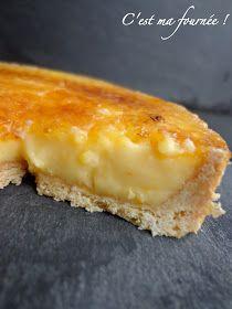 ✔️C'est ma fournée !: La fantastique tarte à l'orange caramélisée de Christophe Felder...
