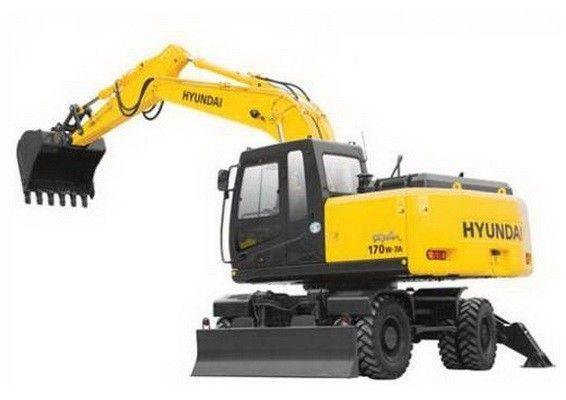 Hyundai Crawler Excavator R305lc 7 Service Operating Manual Hyundai Excavator Repair Manuals