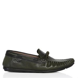 UK Polo Club 74208 Erkek Günlük Ayakkabı Yeşil Siyah