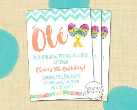 129 best Invites images on Pinterest Birthdays, Birthday parties