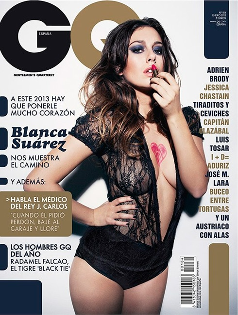 Blanca Suárez GQ