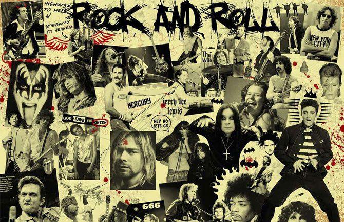 Come ti creo un mito: Viaggio nelle bizzarie del rock'n'roll | All Rock