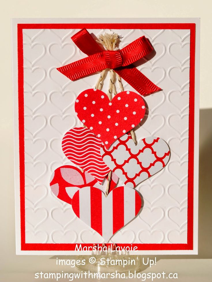 1209 best images about valentine cards – Heart Shaped Valentine Cards