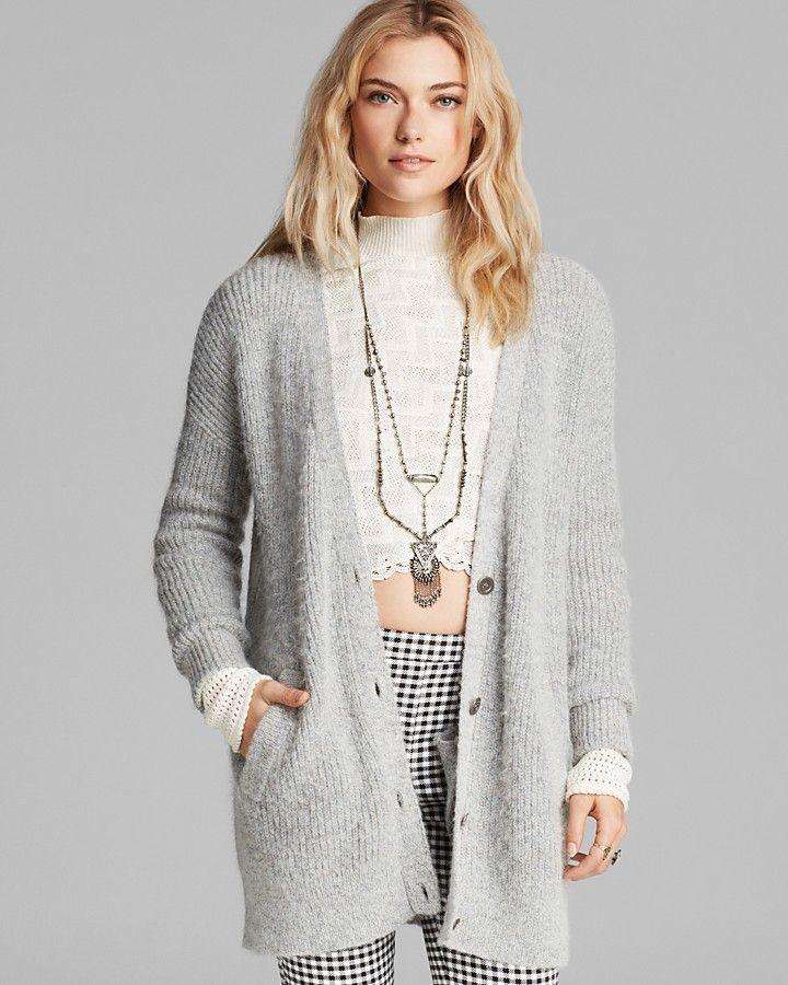 Free People Cardigan - Cloudy Day is on sale now for - 25 % ! Like this!