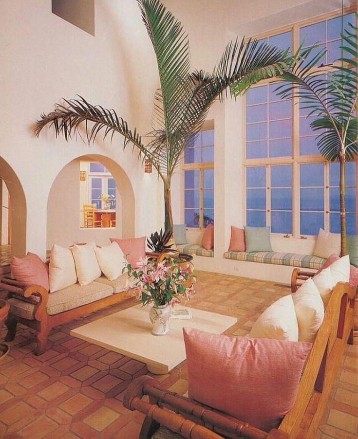 Home interior of the 90s malibu home interior in the 1990s pictured