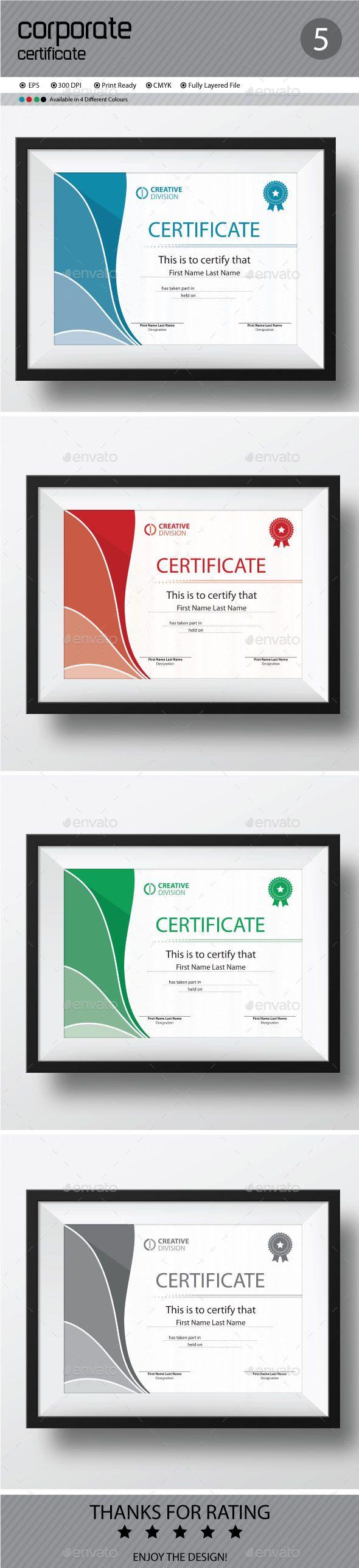 Certificate Template Vector EPS. Download here: http://graphicriver.net/item/certificate/11642855?ref=ksioks