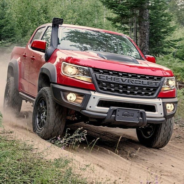 The Chevy Colorado Zr2 Bison Is The Baddest Mid Size Pickup Truck