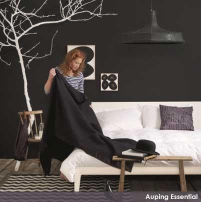Auping lanceert Essential: design bed belichaamt essentie van slapen http://www.wonenonline.nl/slaapkamer/12/bed-auping-essential.html