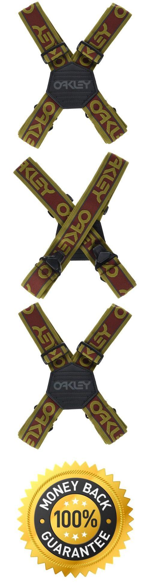 Suspenders Braces 105387: Men Trouser Braces Suspenders Heavy Duty Oakley Men S Factory Fully Adjustable -> BUY IT NOW ONLY: $30.35 on eBay!