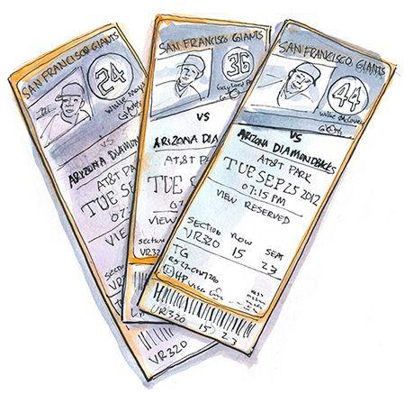 SF Giants tickets_s
