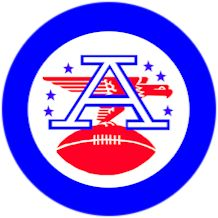 American Football League 1960-1970  The greatest professional sports league of all-time.
