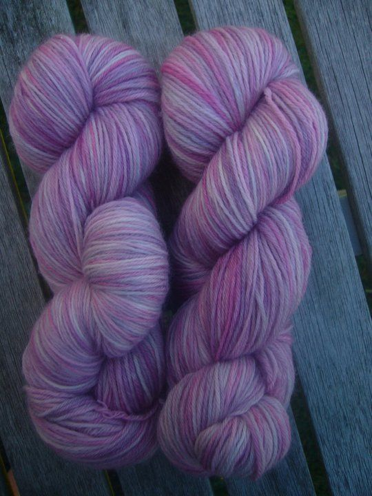 Sherbet Fizz - Pink, Pink, and more Pink | Red Riding Hood Yarn