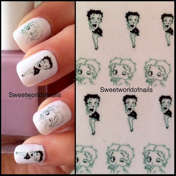 Betty Boop Nails: 318 Best Images About Betty Boop! On Pinterest