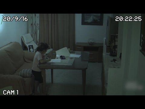 """Видео """"дома с привидениями"""" стало хитом в Сети"""