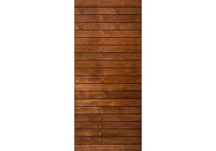 Multus Multi Horizontal Plank Wood Door 1 3 4