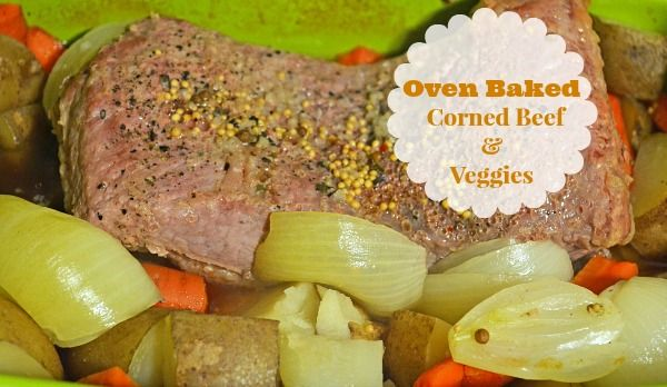 how to cook spiced beef in oven