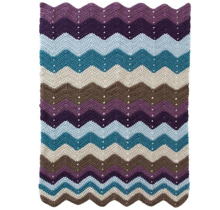 400 besten Crochet: Ripple love Bilder auf Pinterest | Crochet ...