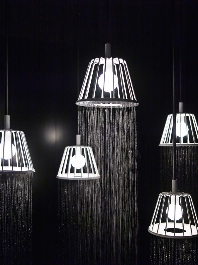 Shower reinvented - Nendo design studio for Axor - via poppinette.com