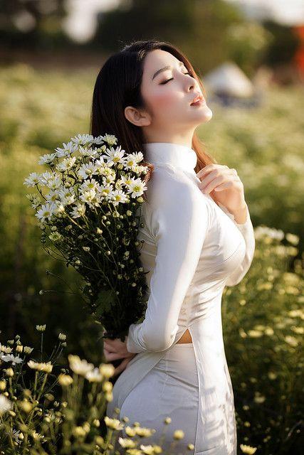 Pin by Quang Ngô on Hi   Girls long dresses, Vietnamese