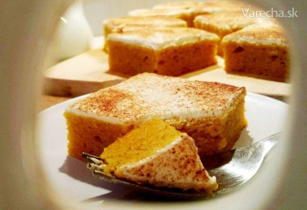 Batátový koláč (fotorecept) - Recept