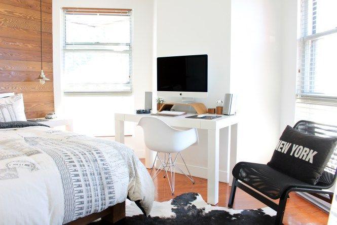 Home Office Styling Ideas & Desk Organization Hacks