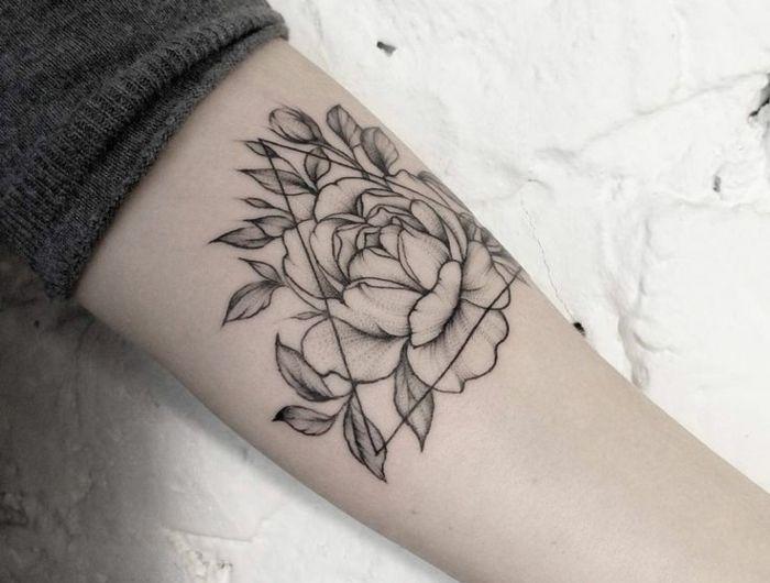 Les 25 meilleures id es de la cat gorie tatouage mandala signification sur pinterest - Signification fleurs tatouage ...