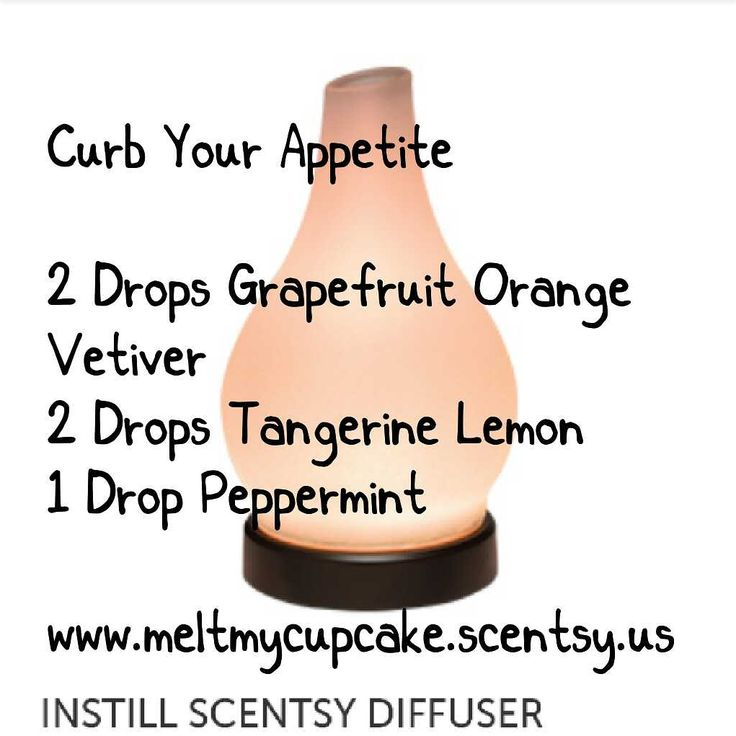 I've been reading about Essential Oils and came up with this recipe using Scentsy oils. I love it! www.meltmycupcake.scentsy.us