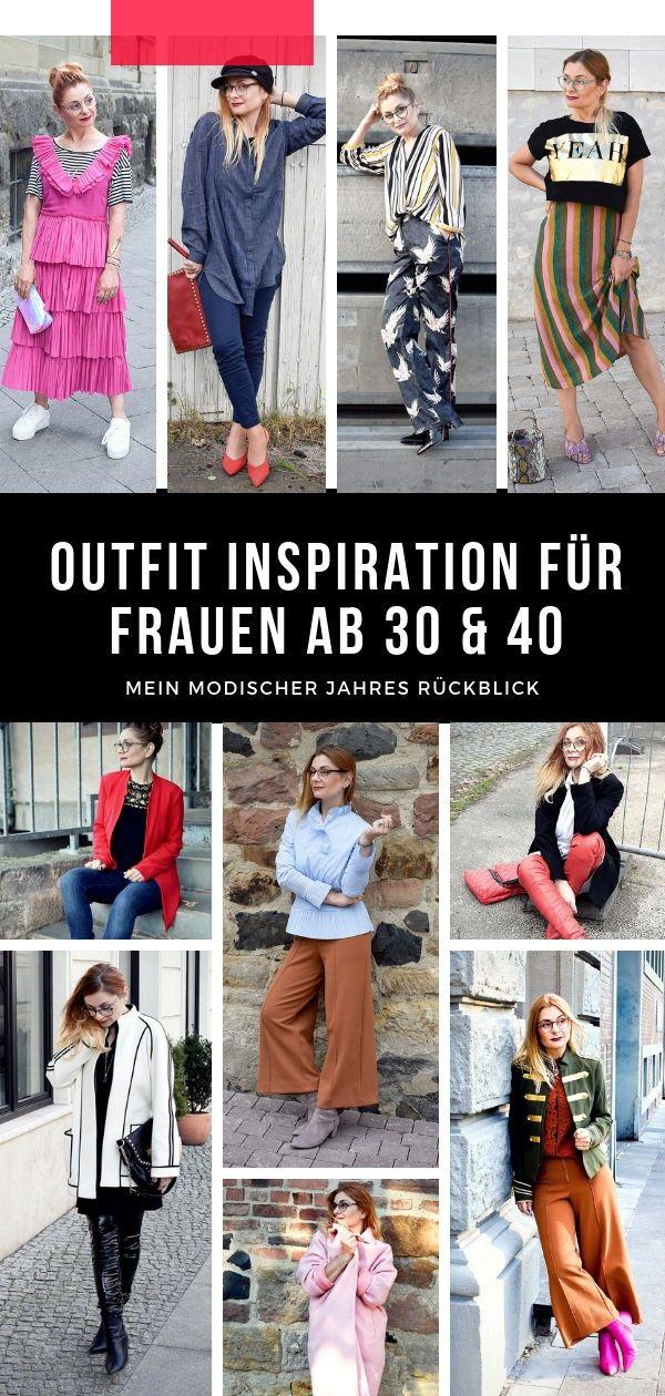 Mode für Fraue ab 30 und ab 40 | Outfits für Frauen ab 30