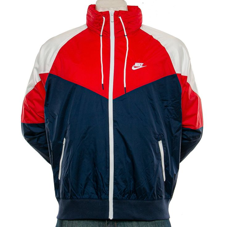 Colorado Windbreaker Jacket Solar Red