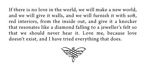 from Everything is Illuminated by Jonathan Safran Foer