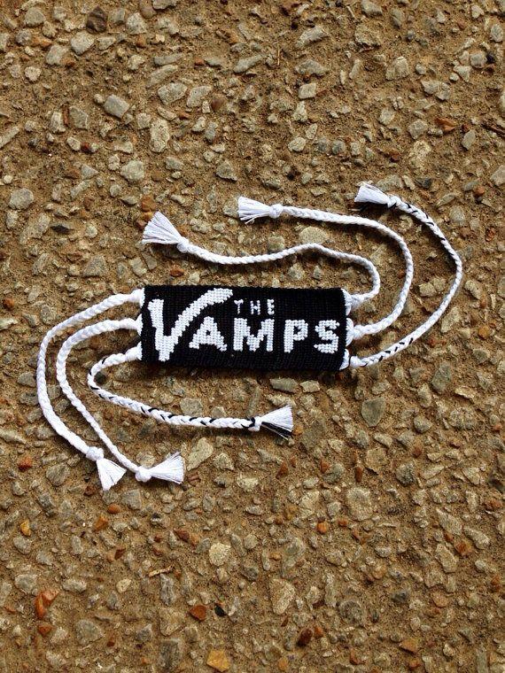 The Vamps Friendship Bracelet on Etsy, $17.00