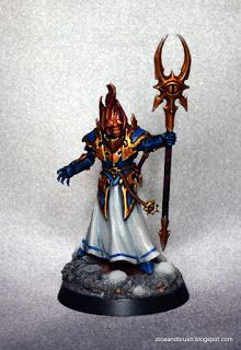 Dice and Brush: Age of Sigmar - Making themed armies - Tzeentch