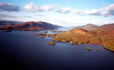 Lake George Camping - Guide To Island Camping On Lake George NY