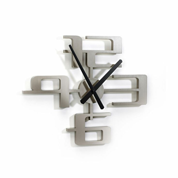 Buy Fashionable Wall Clocks Desk Clocks Quality Materials Innovative Designs Umbra