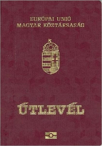 Hungarian Passport https://de.pinterest.com/correodediego/passports/