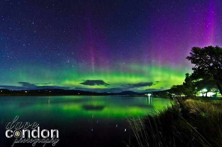 Aurora Tasmania