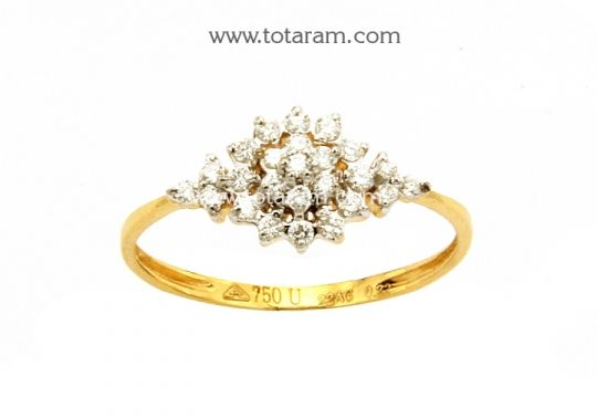 130 best Indian Diamond Rings images on Pinterest
