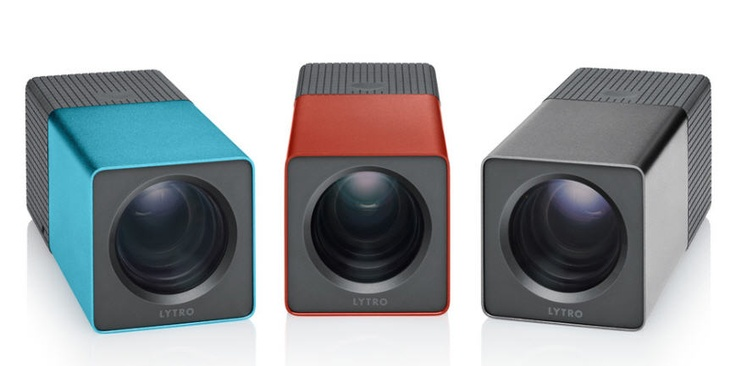 The Lytro Camera
