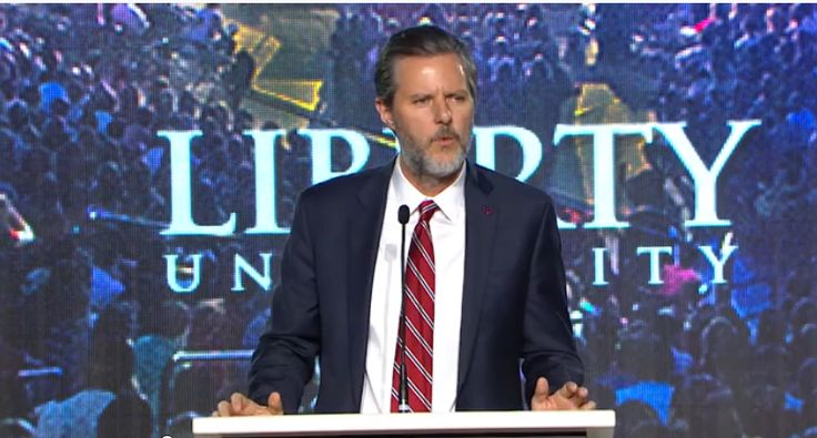 Jerry Falwell Jr.: If more good people had concealed guns, 'we could end those Muslims'