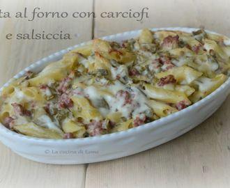Ricette Di Pasta Con Salsiccia Sbriciolata Ricetta - myTaste.it