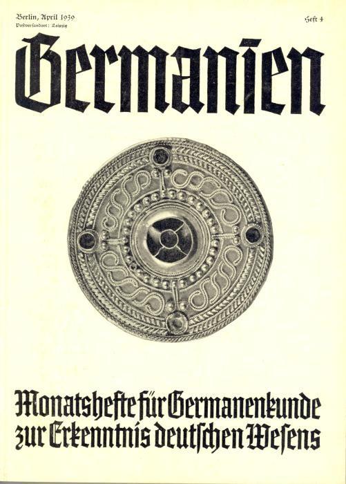 """Bundesarchiv - Das Ahnenerbe der SS - Himmlers """"Geisteselite"""""""