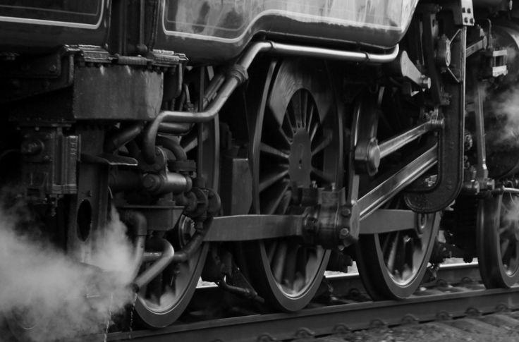 train- no Ball screws